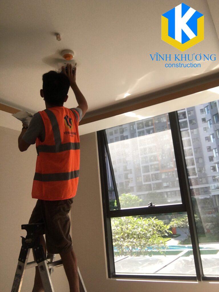 Để sửa chữa cải tạo công trình cần chú ý nhiều vấn đề đảm bảo chất lượng