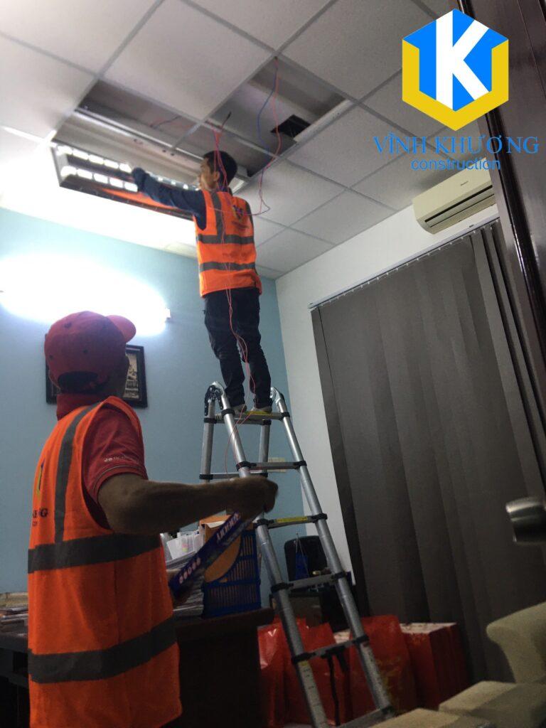 Bảo trì kỹ thuật an toàn, hiệu quả