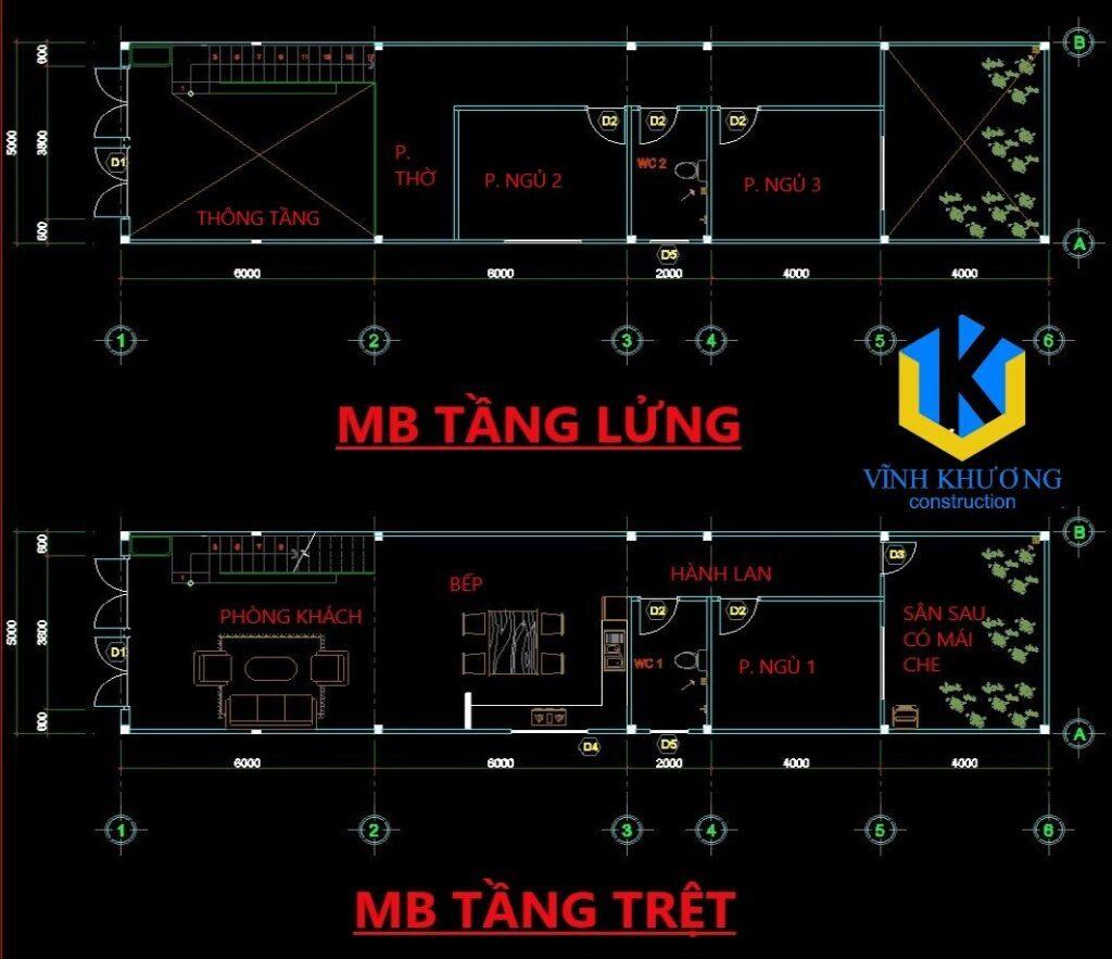 Hồ cơ thiết kế ảnh hưởng đến chất lượng của cả cả công trình