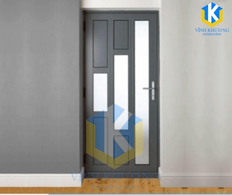Yêu cầu về cửa vào phòng của công trình về kiểu dáng và màu sắc